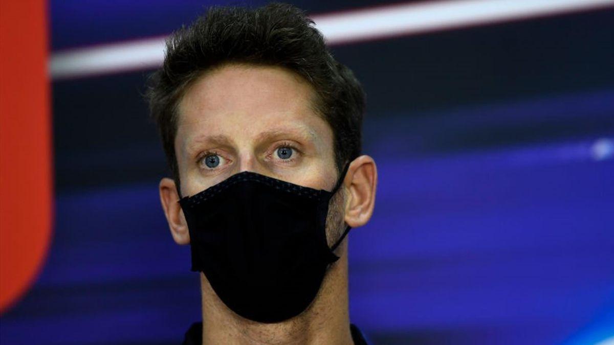 Romain Grosjean will beim Saisonfinale in Abu Dhabi starten