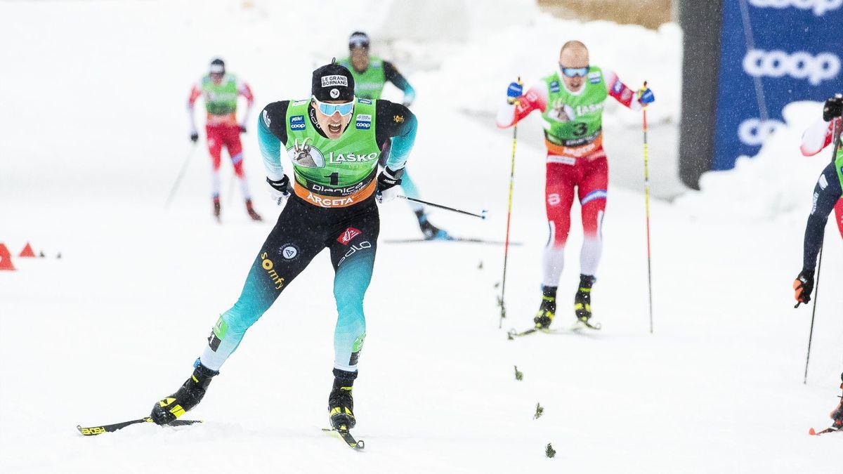 Lucas Chanavat | Cross-Country Skiing | ESP Player Feature