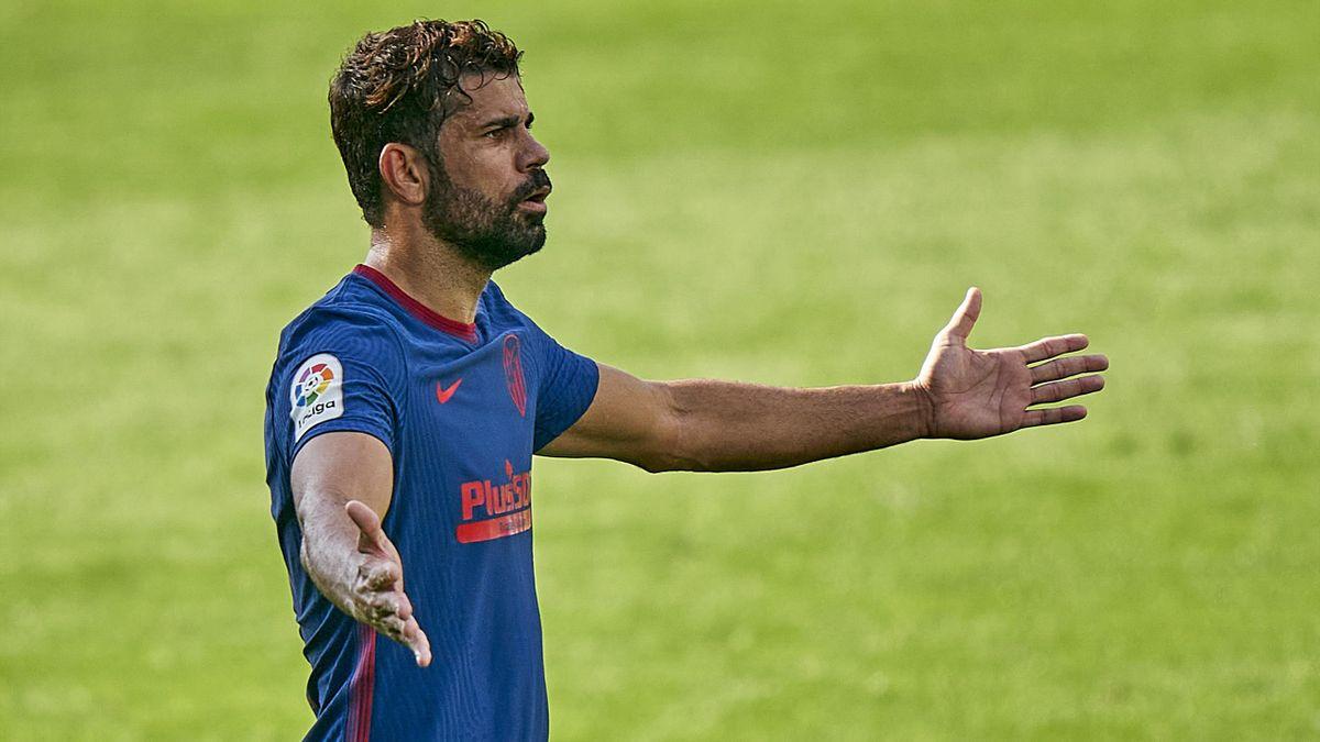 Diego Costa - Atlético Madrid