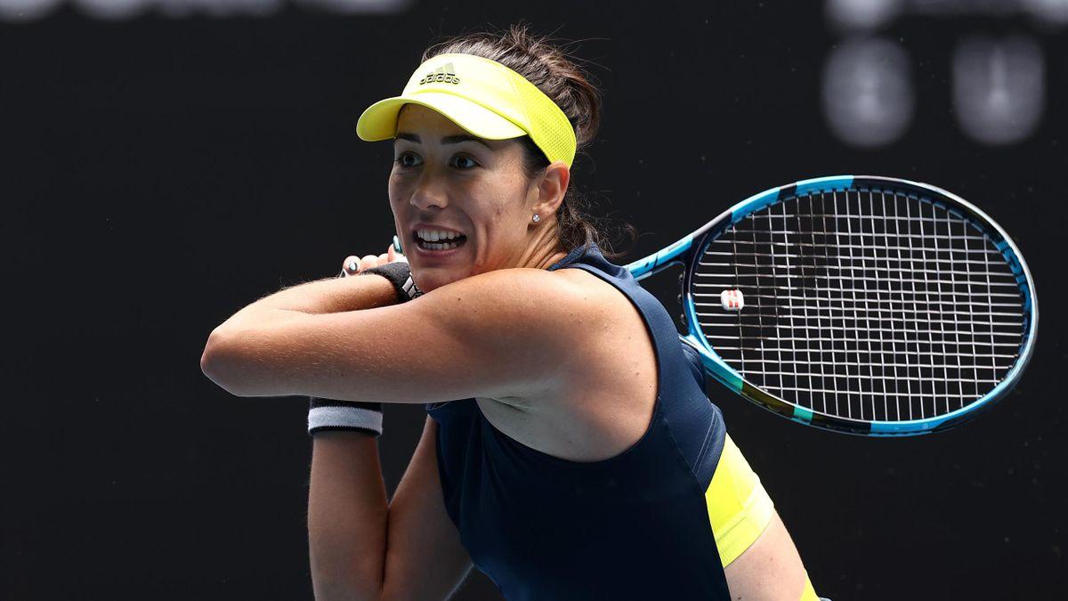 Garbiñe Muguruza (Open de Australia 2021)