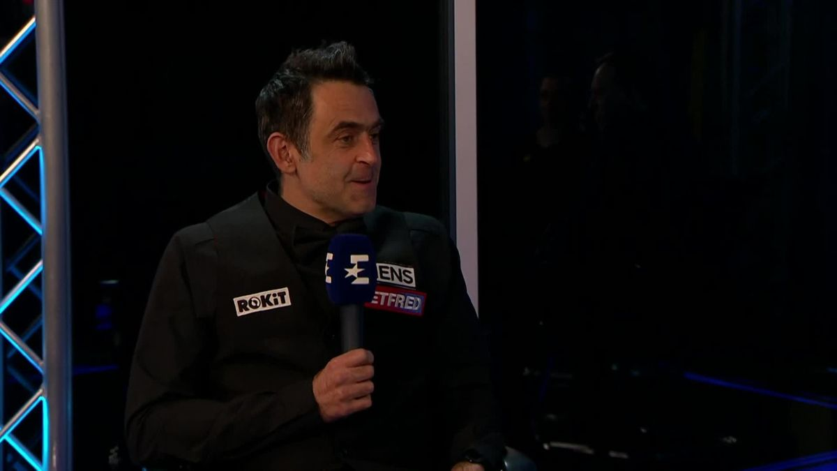 'Just too much thinking' - O'Sullivan on his slow start