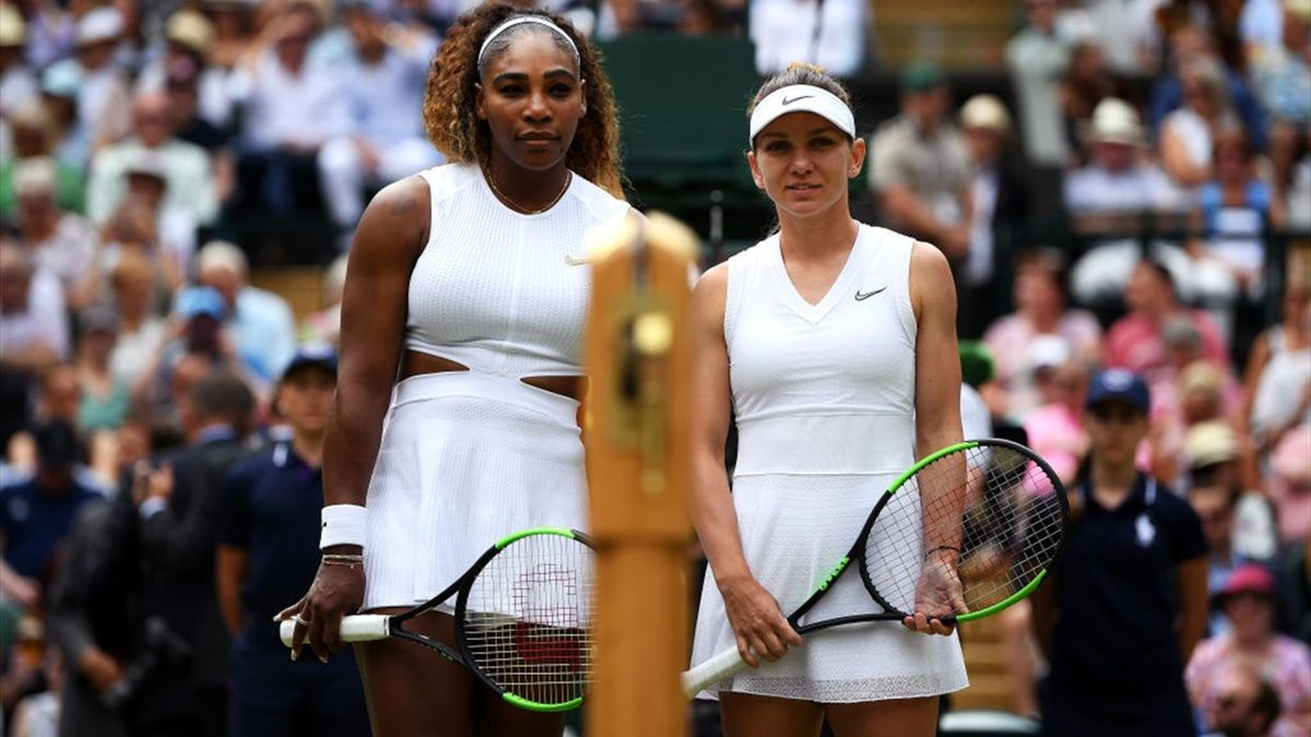 Simona Halep - Serena Williams la Australian Open 2021