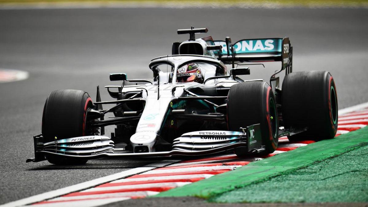 Lewis Hamilton (Mercedes) - GP of Japan 2019