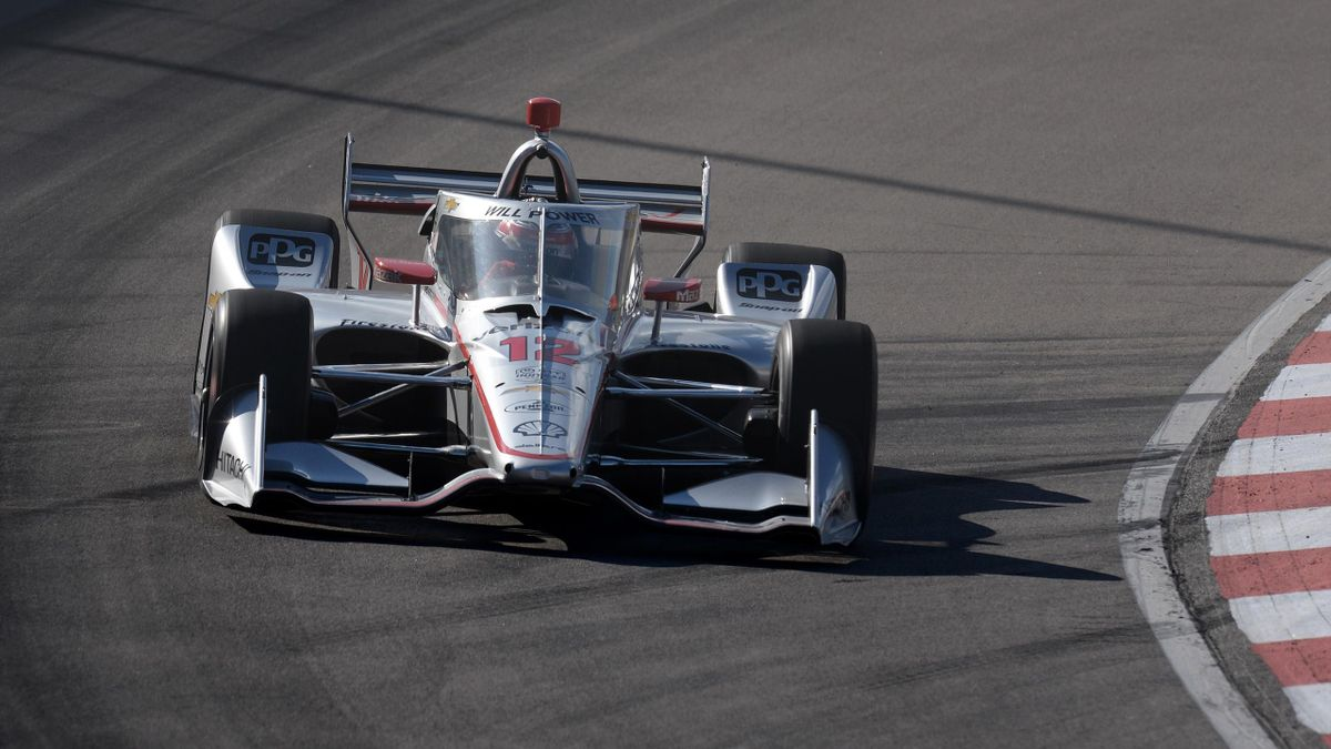 Will Power - IndyCar Series Bommarito Automotive Group 500, le 28 août