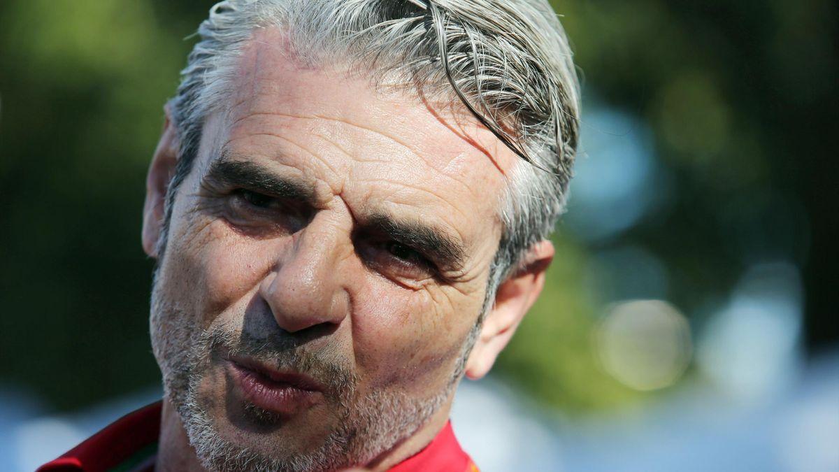 2015, Maurizio Arrivabene, Ferrari, F1, Ap/LaPresse