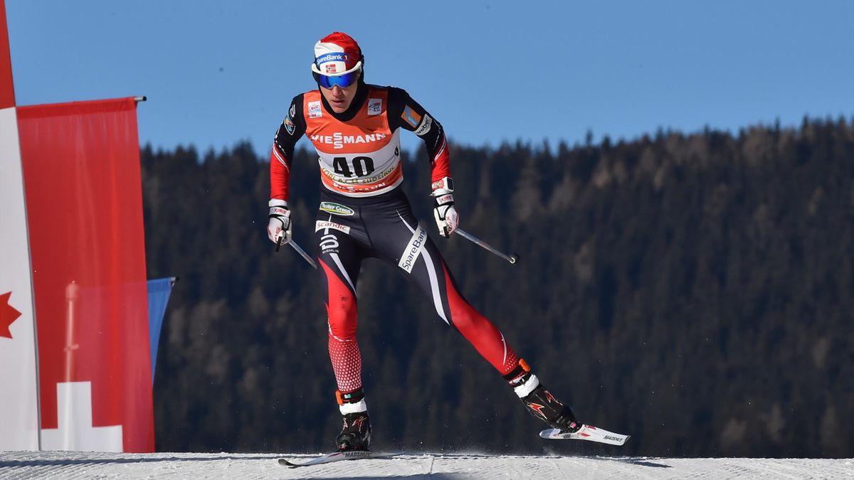 Heidi Weng, vainqueur du Tour de ski 2017