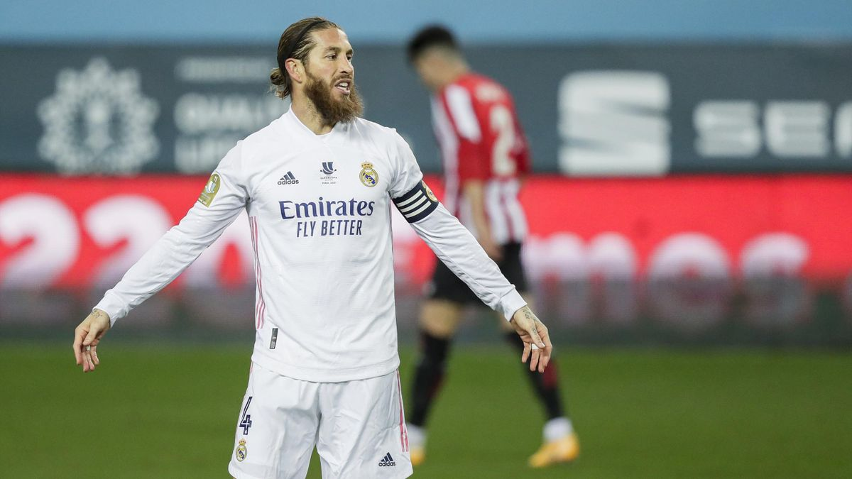 Spielt bereits seit 2005 für Real Madrid: Sergio Ramos