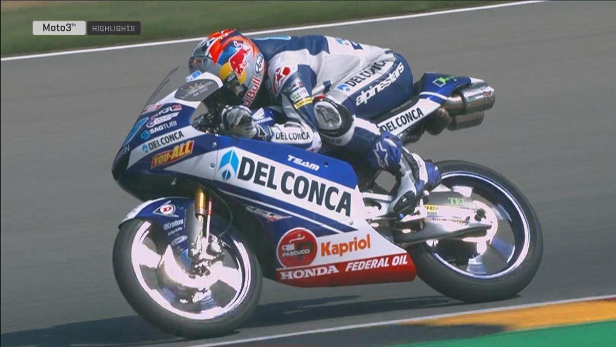 MotoGP - Interview Bezzecchi