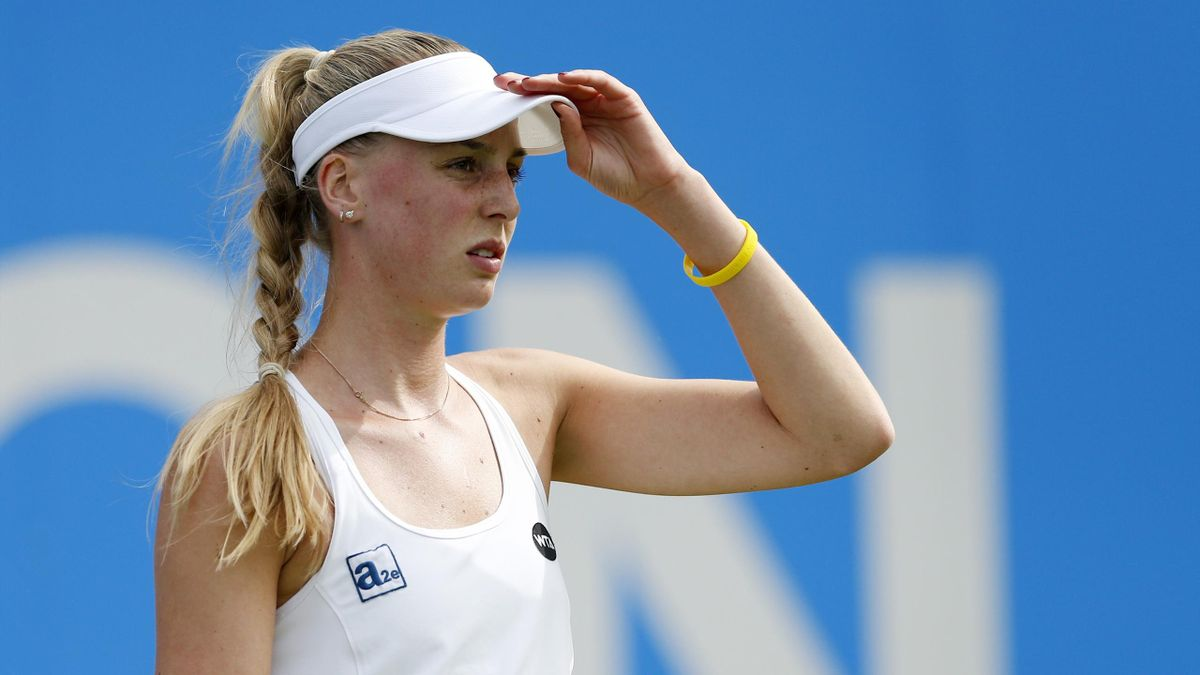 Great Britain's Naomi Broady