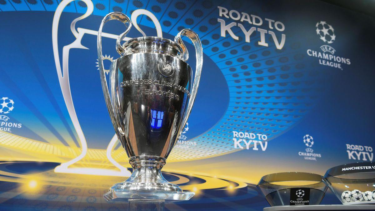 Champions League Rom Bayern