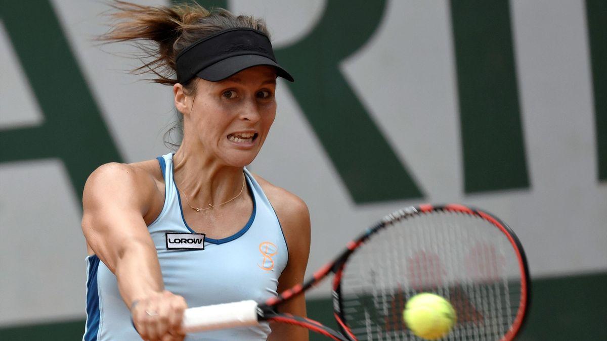 Tatjana Maria zieht ins Viertelfinale von Québec ein