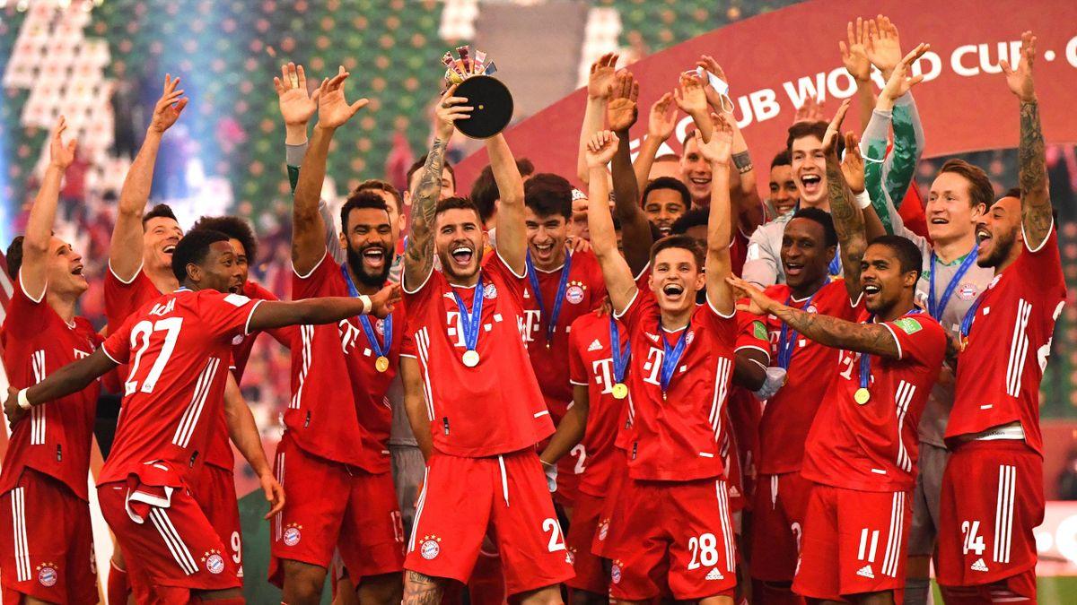 Le Bayern Munich, champion du monde des clubs