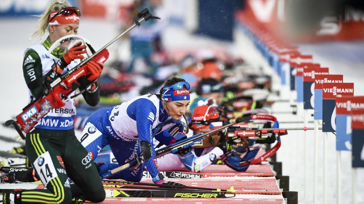 Am Donnerstag beginnt in Östersund die Biathlon-WM