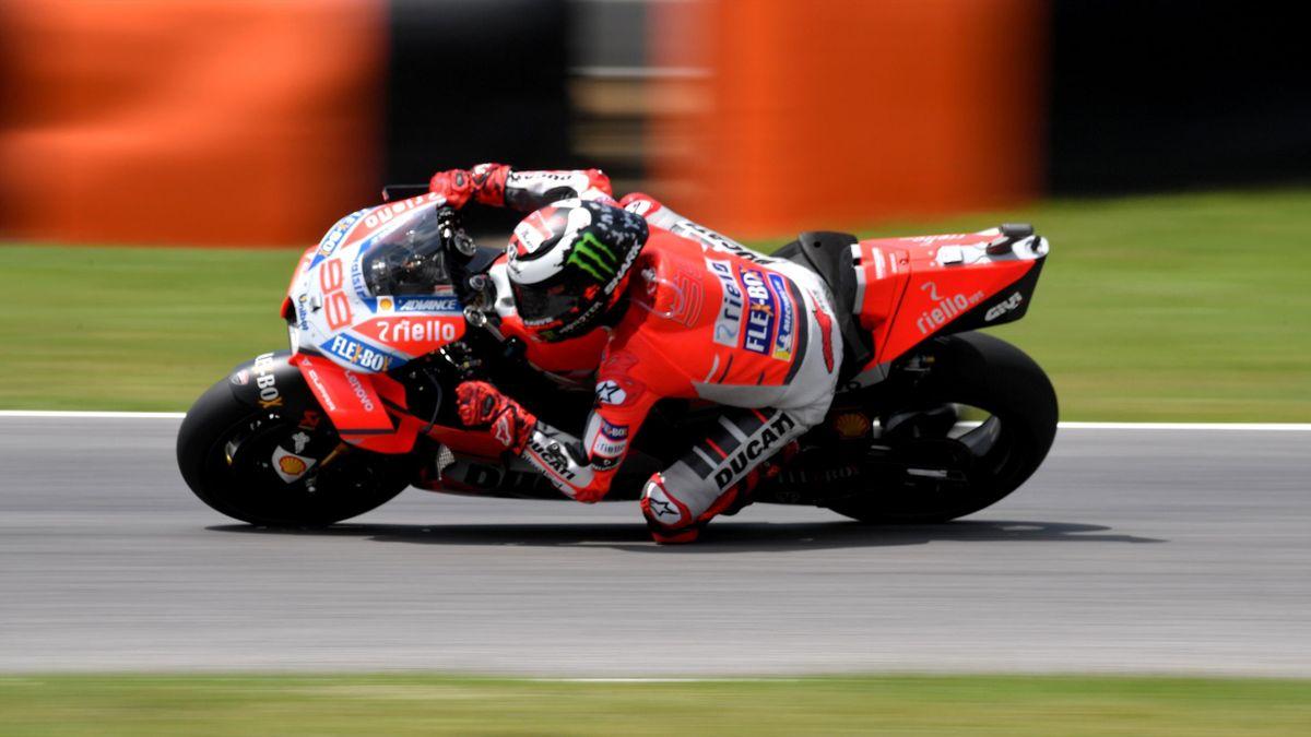 Jorge Lorenzo (Ducati Team) - GP of Italy 2018