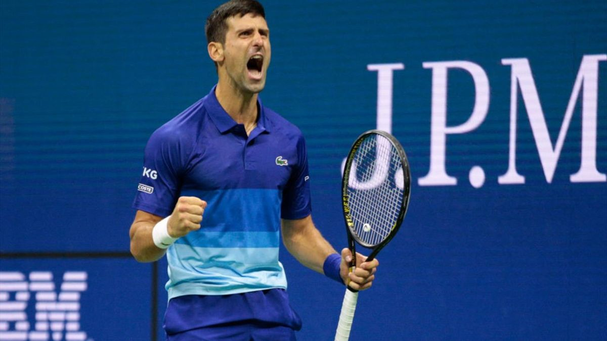 US Open | Djokovic plaatst zich voor finale na slopende vijfsetter tegen Zverev