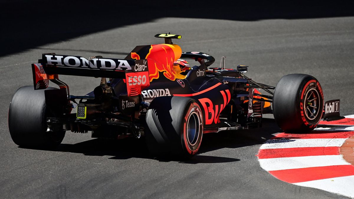 Max Verstappen (Red Bull) Monaco GP