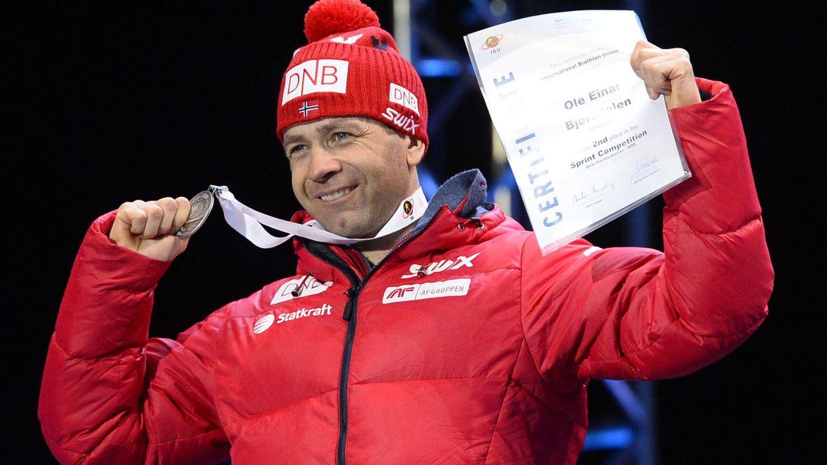 Björndalen wird seine Karriere fortsetzen