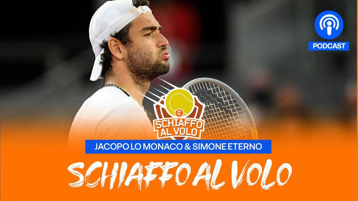 Podcast Tennis - Bravo Berrettini a Madrid. C'è da fidarsi di Nadal?