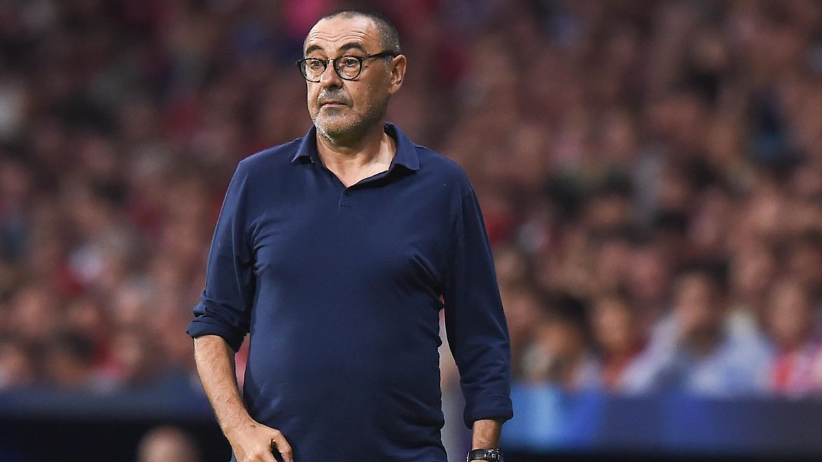 Маурисио Сарри, тренер «Ювентуса»