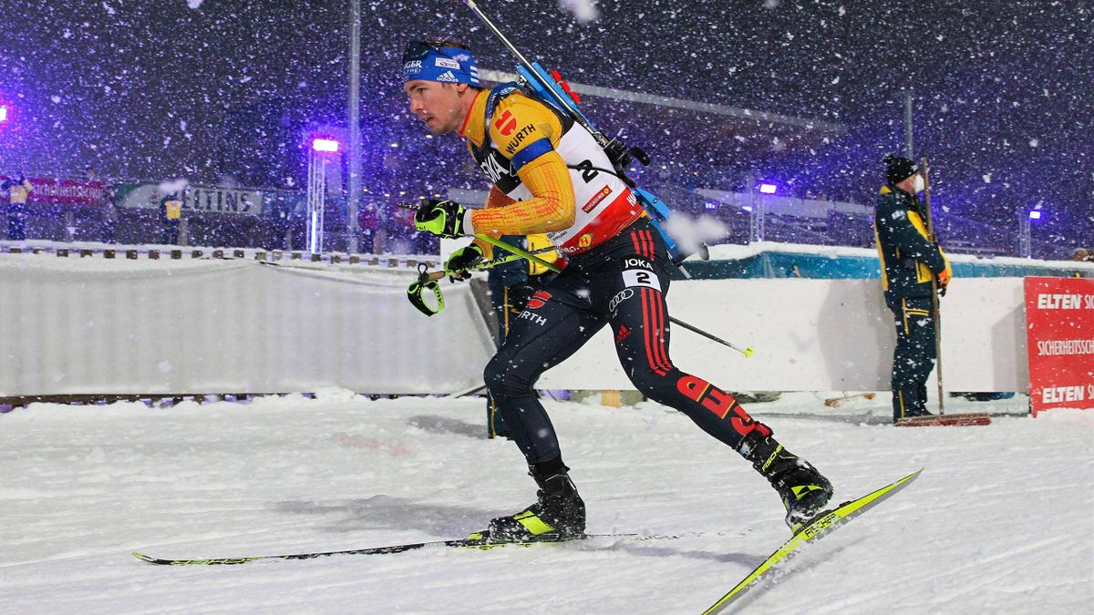 Simon Schempp kehrt in Oberhof zurück ins DSV-Team