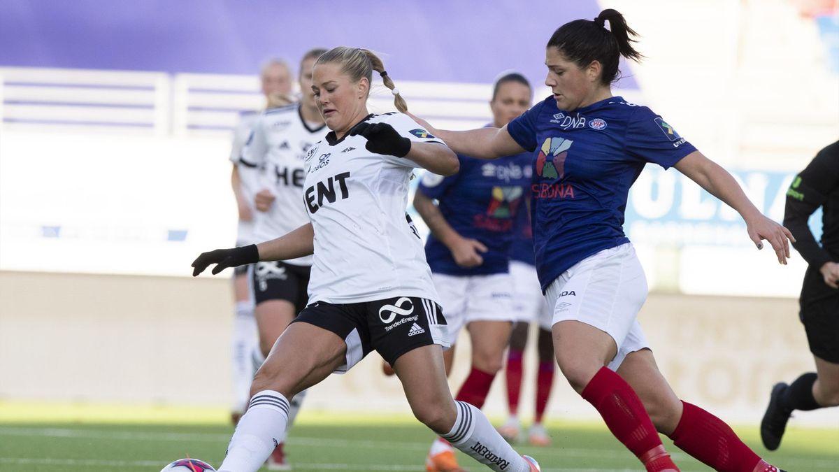 Lisa-Marie Karlseng Utland i RBK.