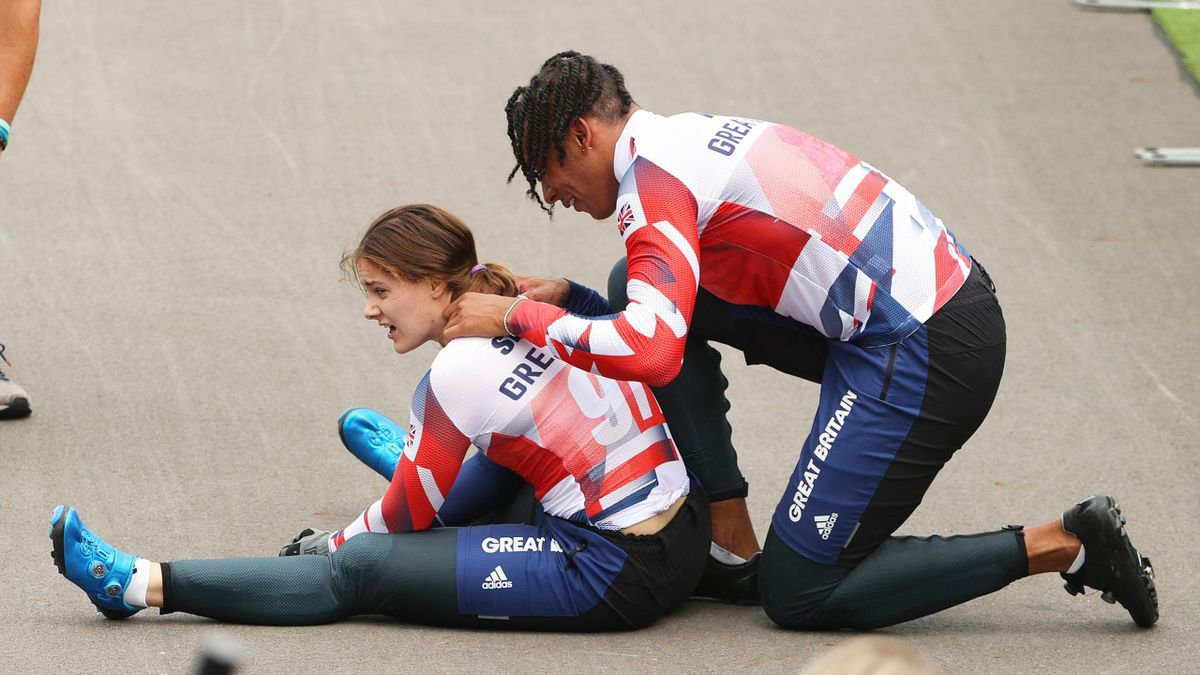 'Life changing!' – Shriever and Whyte celebrate the enormity of their success in BMX