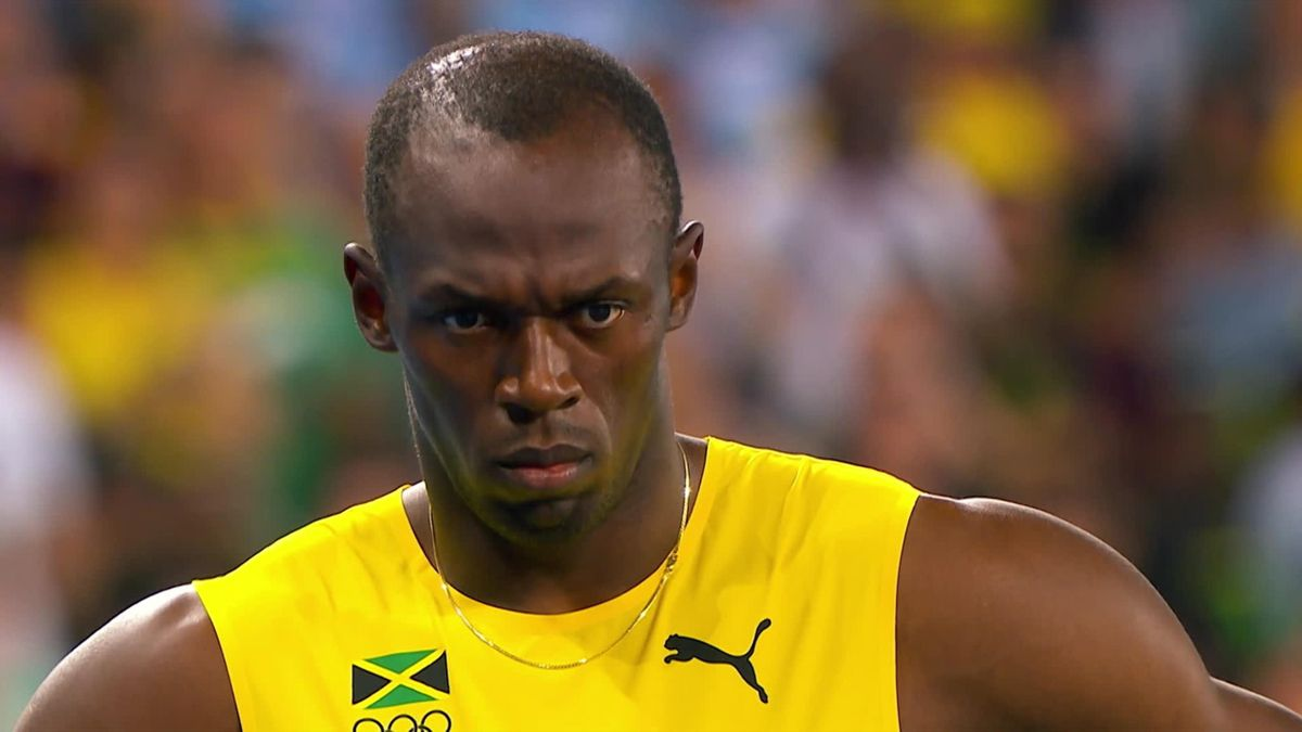 The story of eight-time Olympic champion Usain Bolt