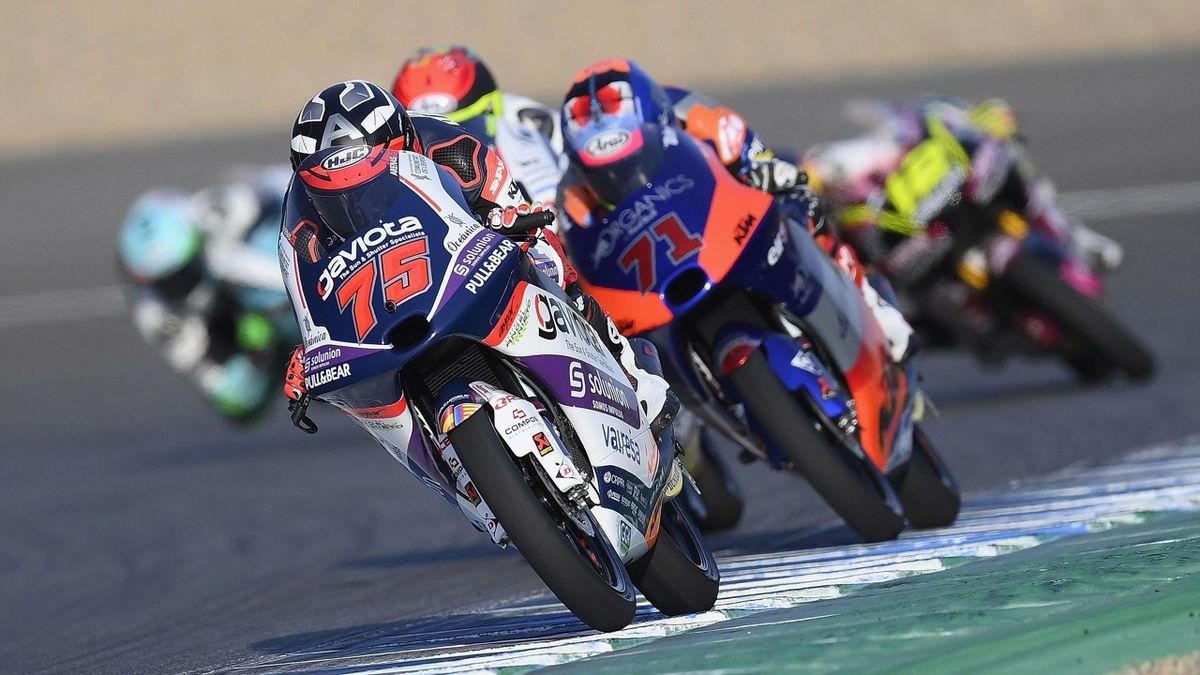 Albert Arenas, MotoGP, Moto3 2020