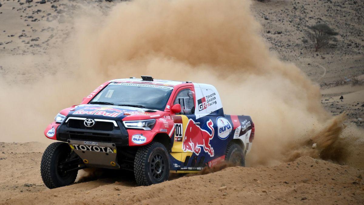 Nasser Al-Attiyah si è aggiudicato il prologo della Dakar 2021 scattata da Jeddah