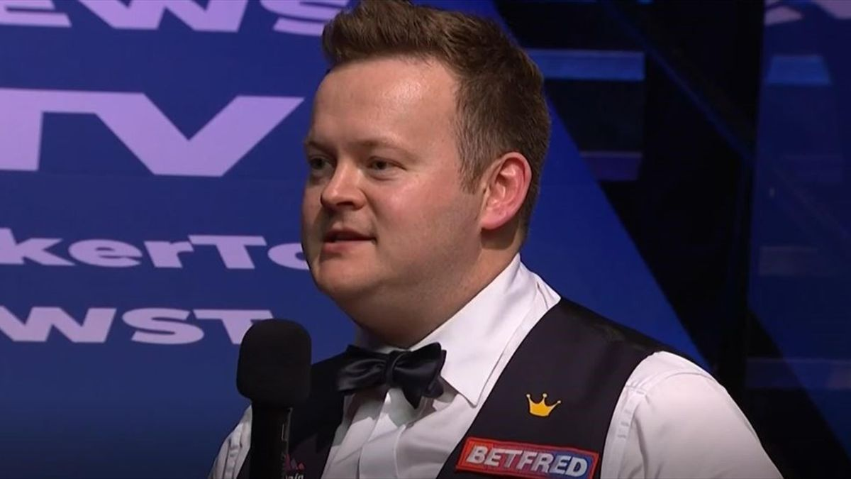 'He broke me' - Murphy on loss to Selby in Crucible final