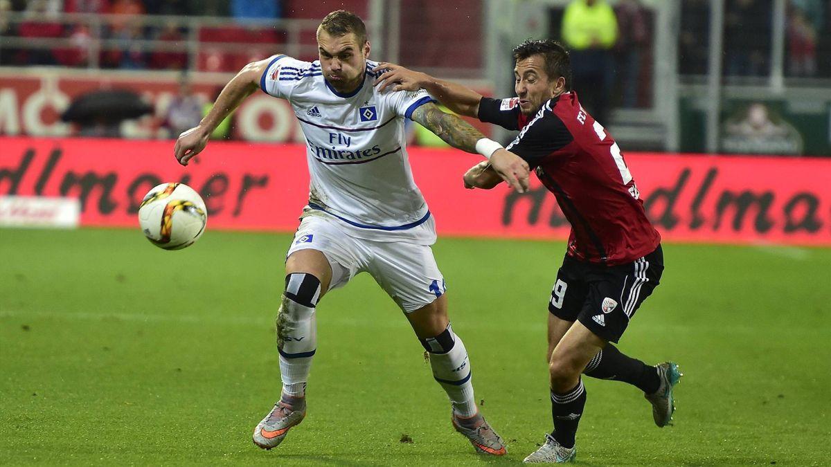 Der Hamburger SV setzte sich im Ingolstadt knapp durch