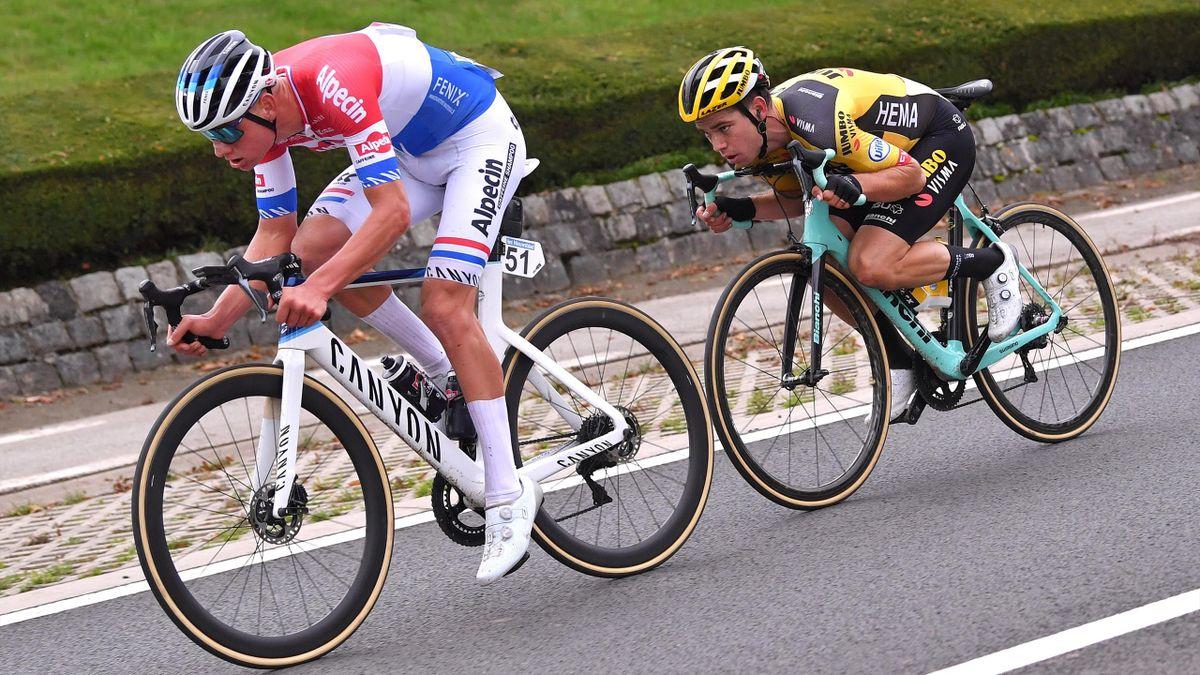 La espectacular promo de Eurosport-GCN para el Tour de Flandes