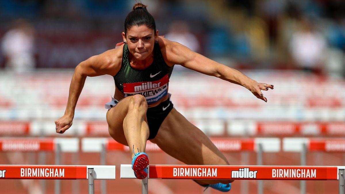 Leichtathletik - Pamela Dutkiewicz