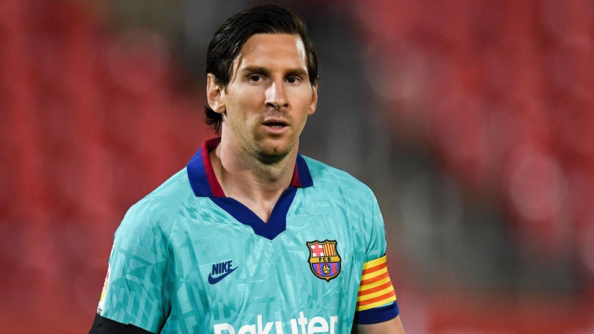 Leo Messi, căpitanul celor de la Barcelona