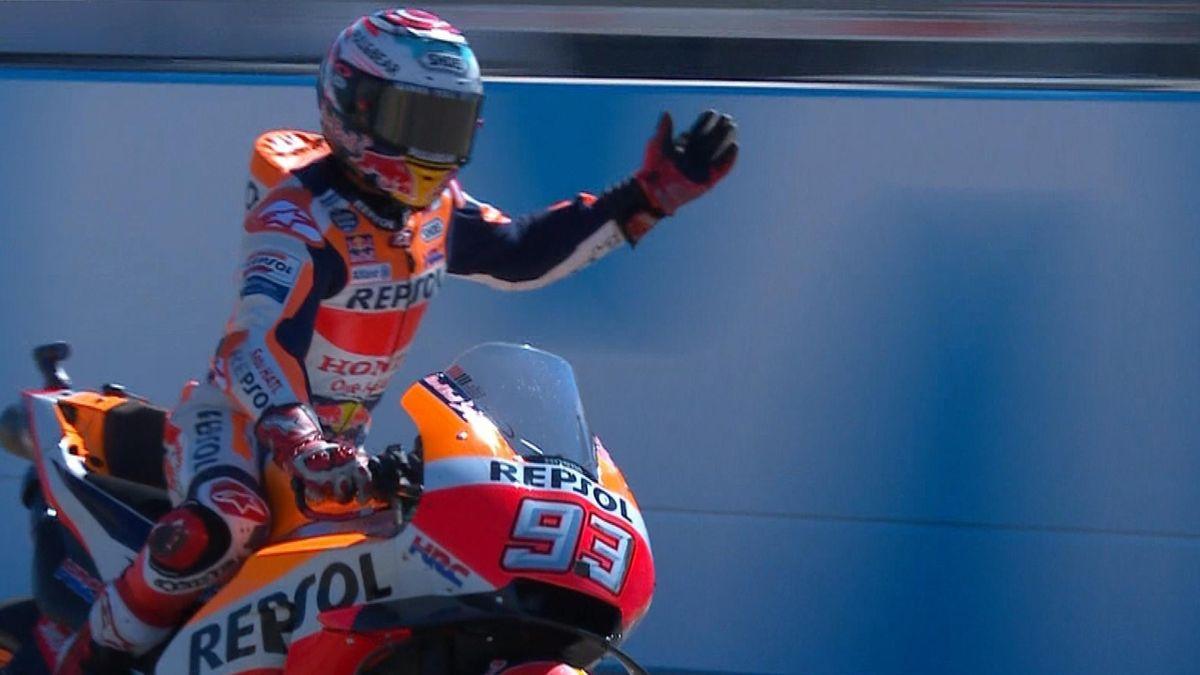 Moto GP Aragon: HLTS