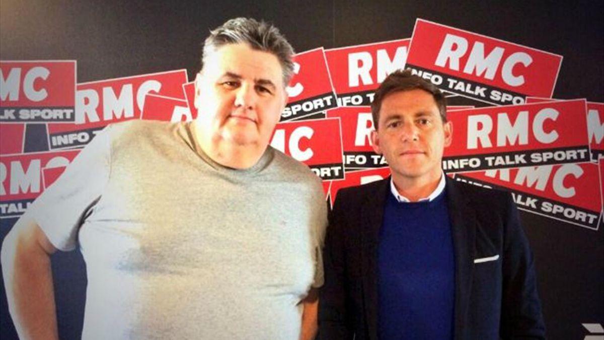Pierre Ménès et Daniel Riolo jouent le jeu de l'entretien croisé dans 'L'Explication', Clash Football Club.