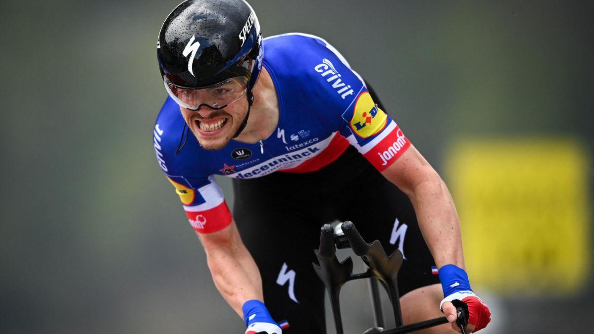 Ronde van Romandië  Winst Cavagna in afsluitende tijdrit - eindzege Thomas