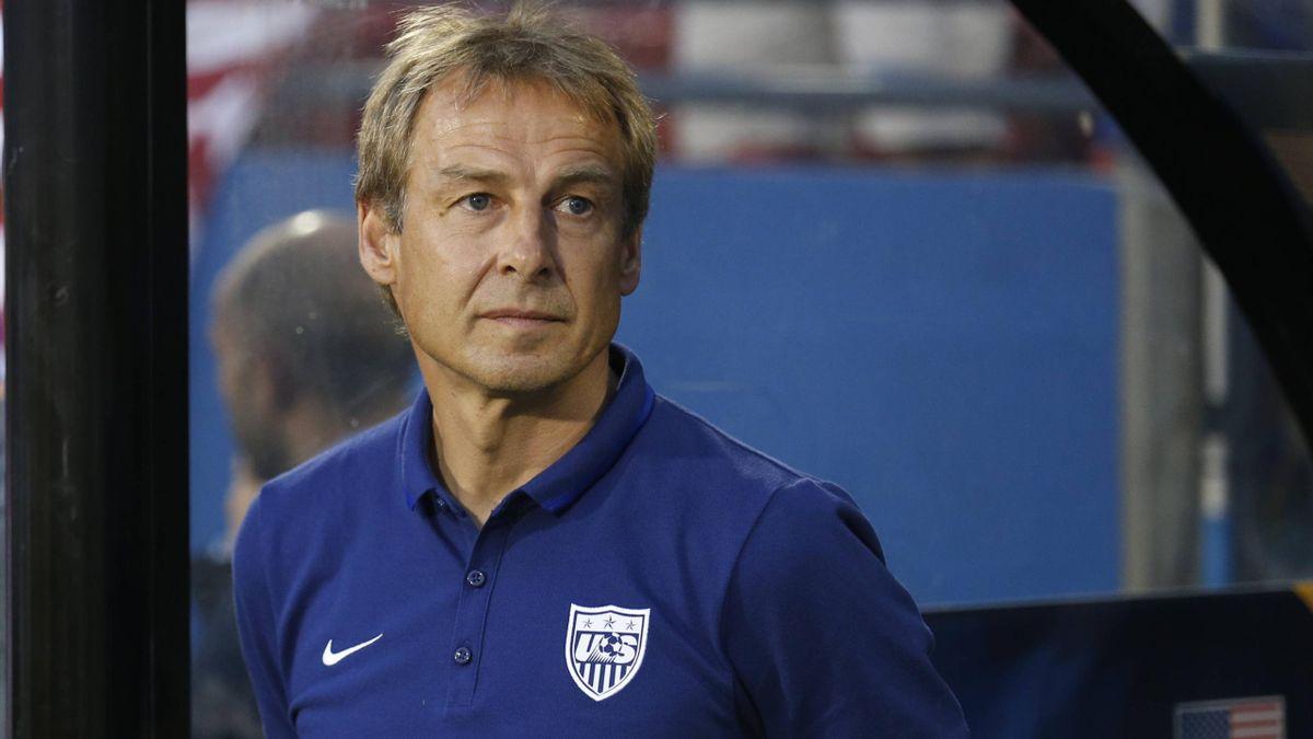 Jürgen Klinsmann muss sich nach dem Auftritt beim Gold Cup Kritik anhören