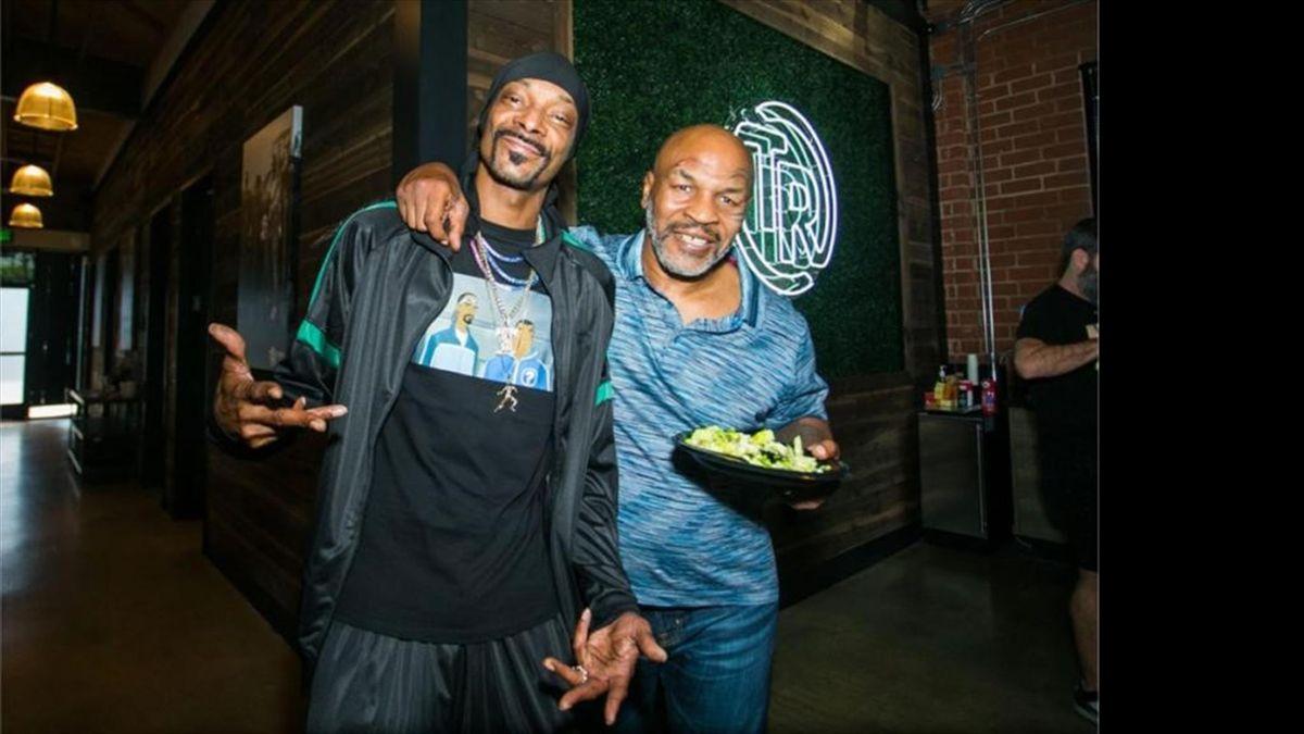 Snoop Dogg & Mike Tyson