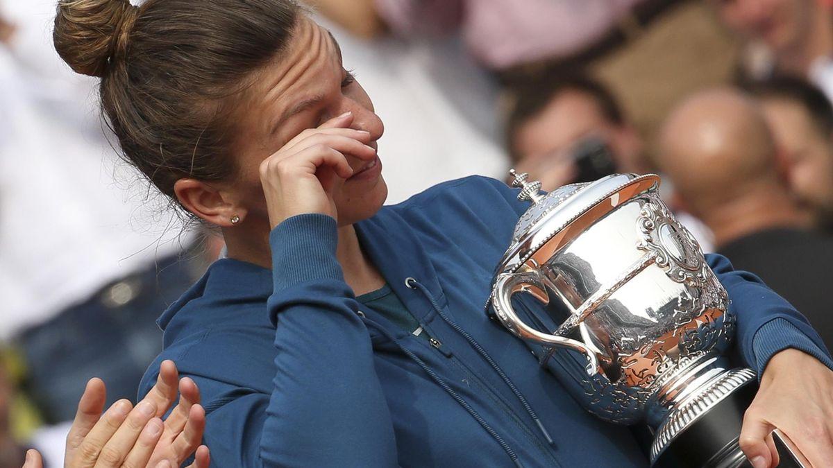 Simona Halep - Sloane Stephens   Roland Garros 2018