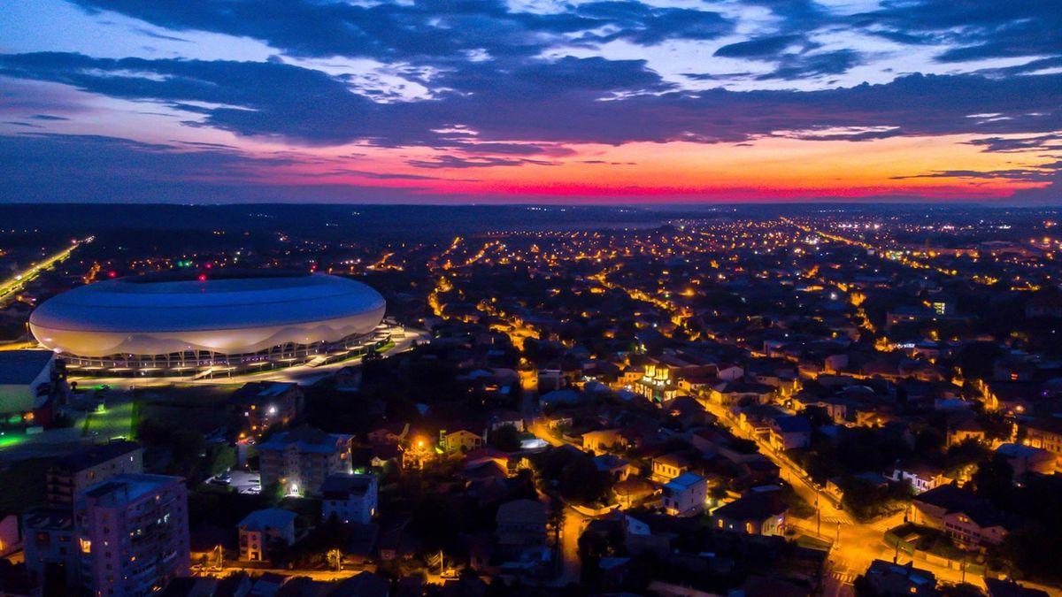 "Stadionul ""Ion Oblemenco"" din Craiova"