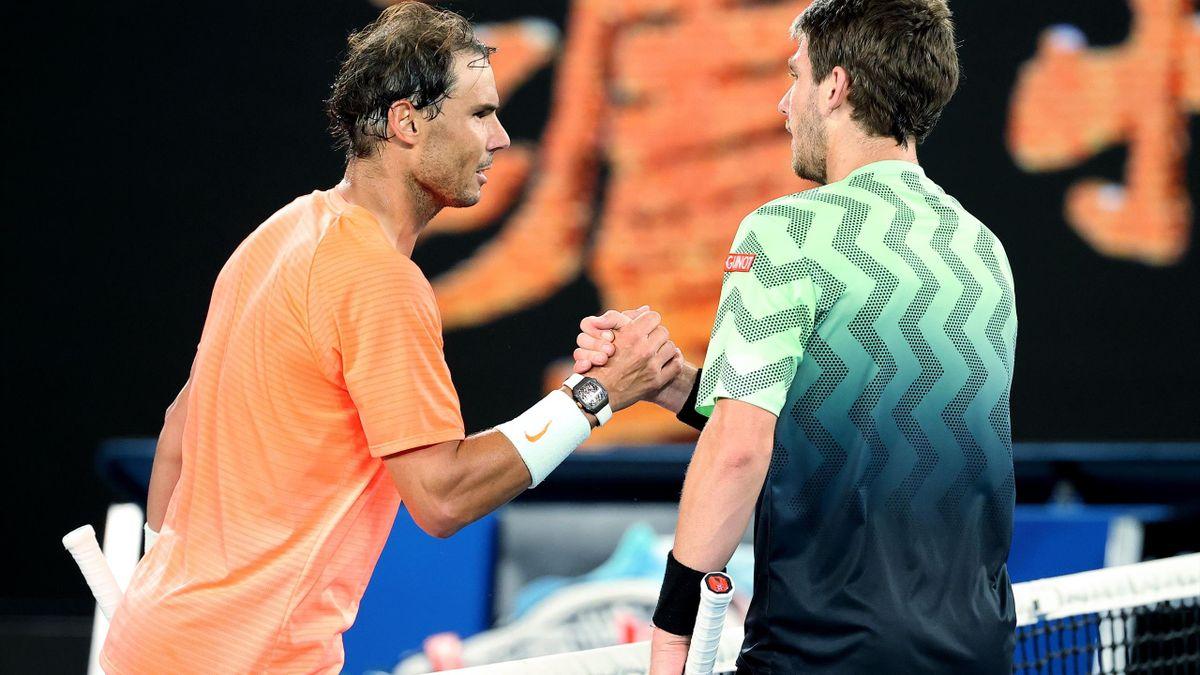 Australian Open : Highlights Nadal vs Norrie (3min)