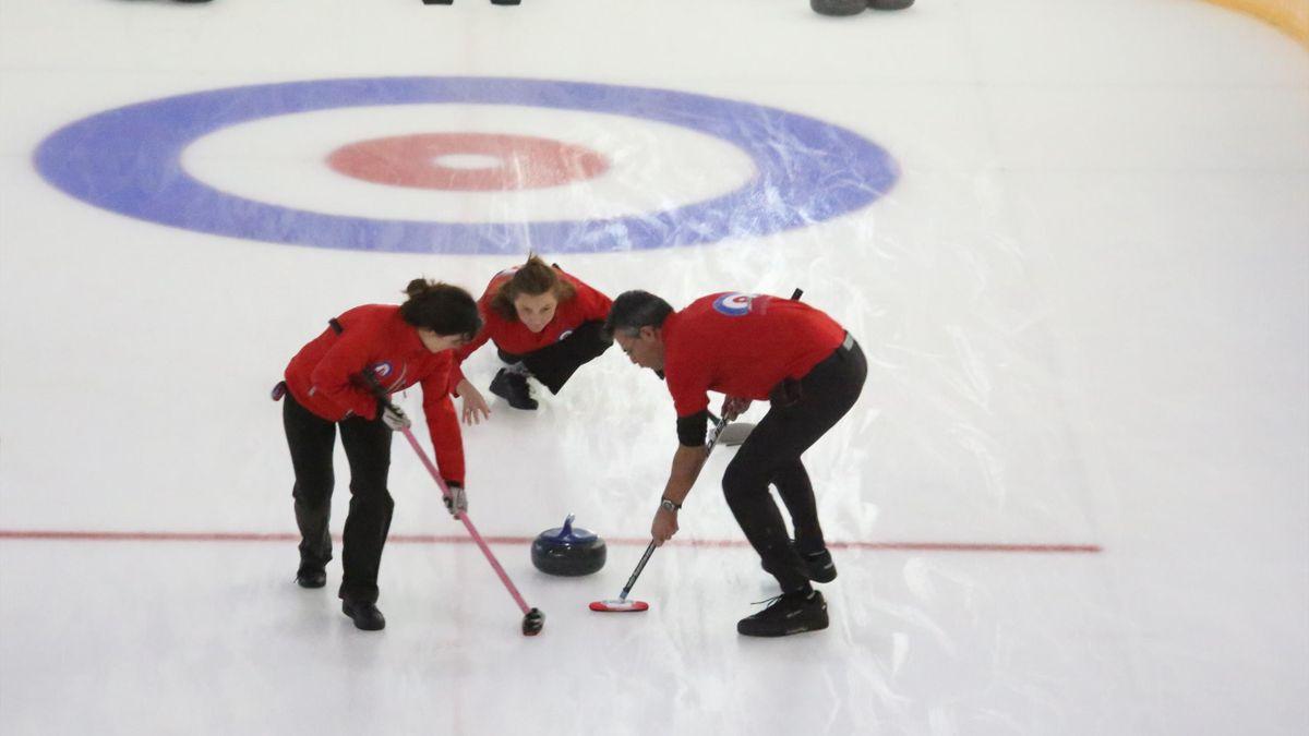 Curling Jaca