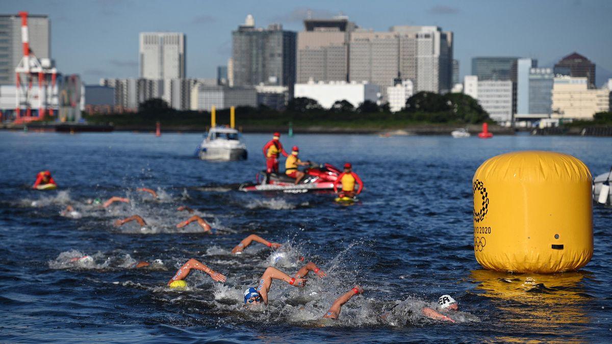 Tokyo 2020 | Geen medaille voor Weertman in openwaterzwemmen