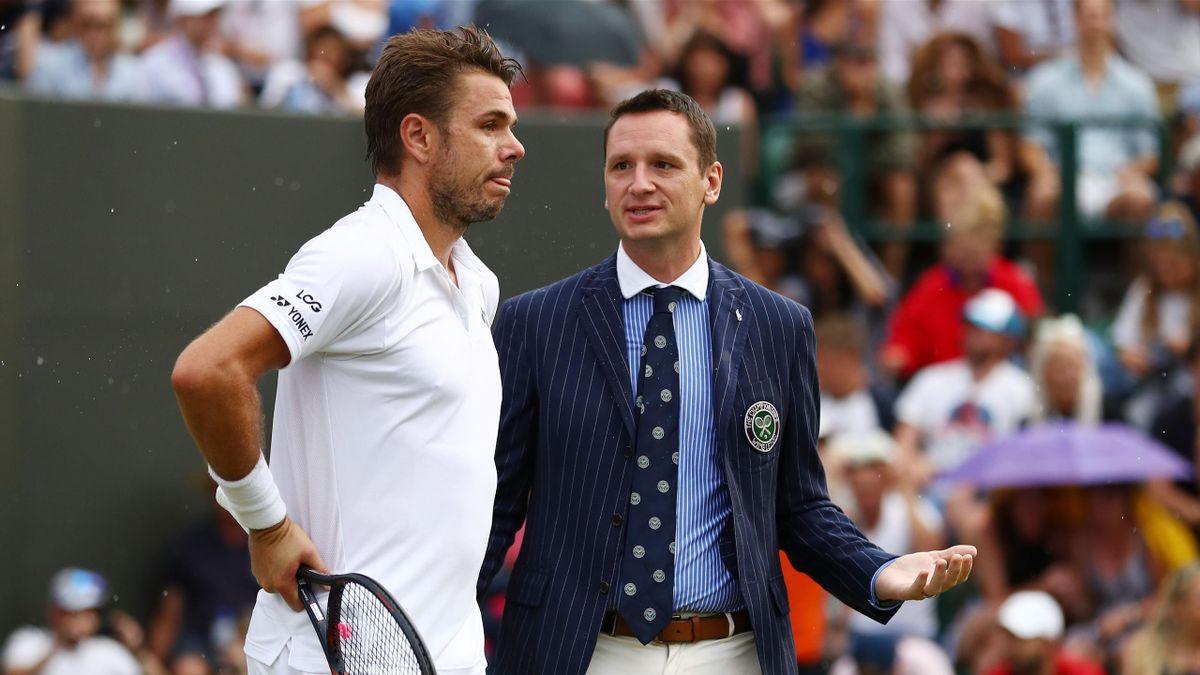 Stan Wawrinka / Wimbledon 2018