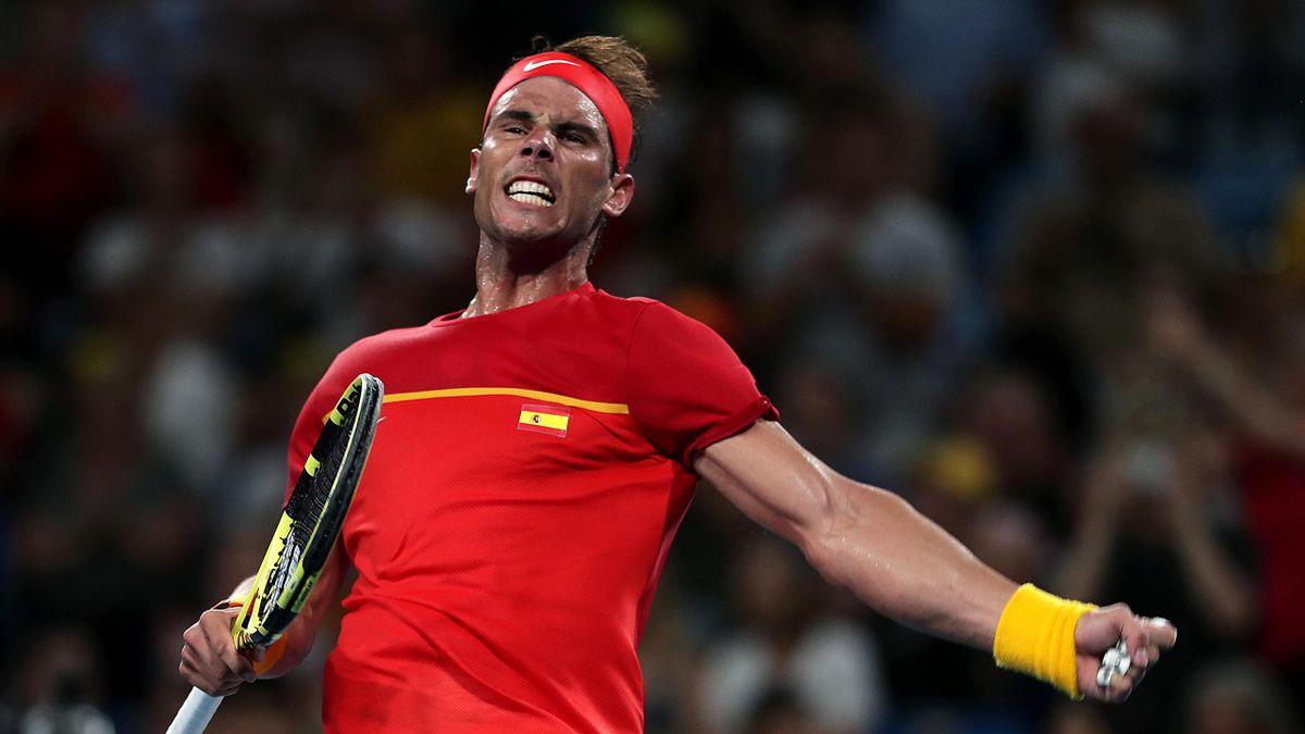 Rafael Nadal - ATP Cup 2020