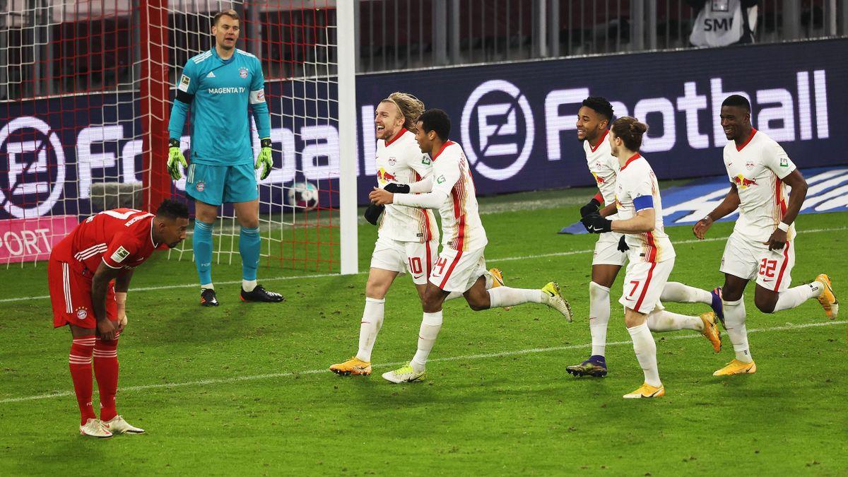 Spektakuläres Spitzenduell: Bayern gegen Leipzig