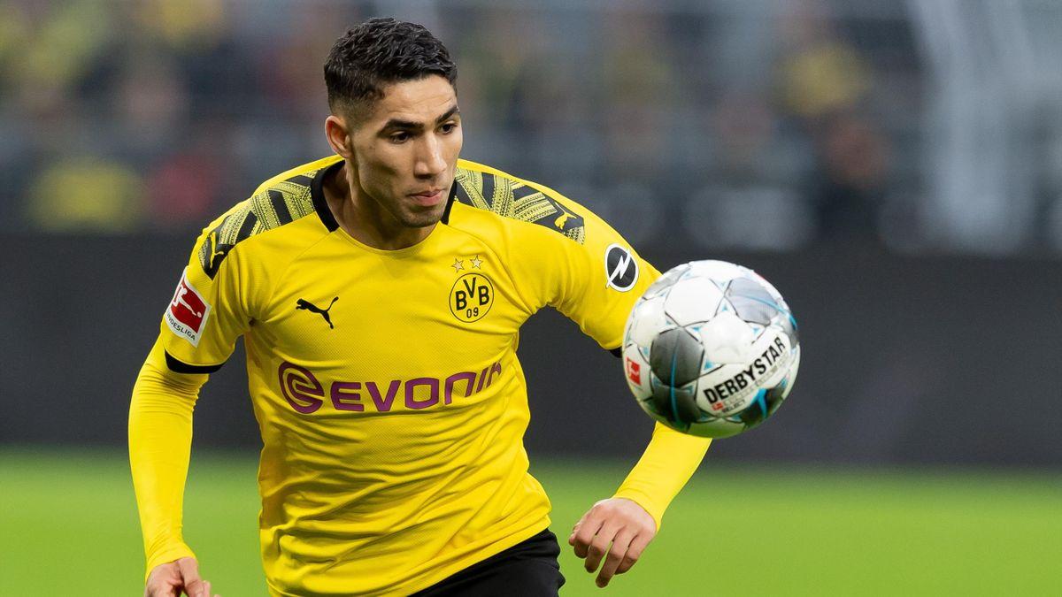 Achraf Hakimi (Borussia Dortmund)