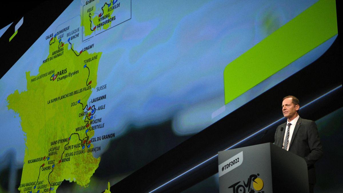 Tour de France 2022 Presentation   Cycling   ESP Player Feature