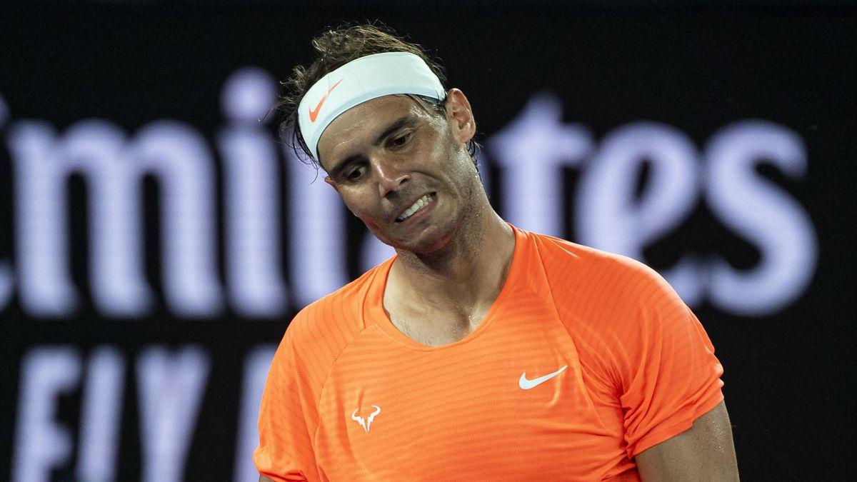 Rafael Nadal kann nicht in Acapulco aufschlagen